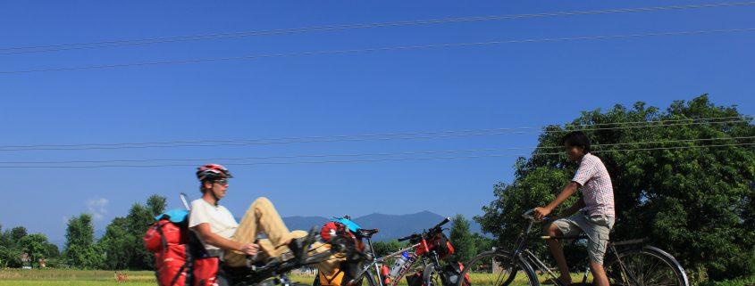Unterwegs im westlichen Terai - Nepal