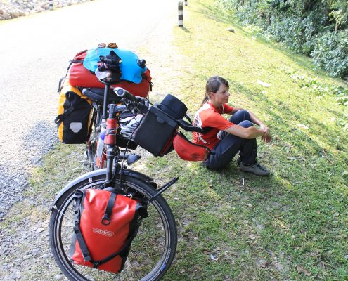 Pause im westlichen Terai - Nepal