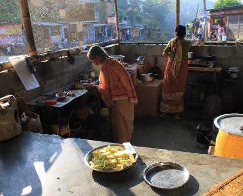 Karküche in Nepal