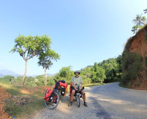 auf dem Siddhartha Highway - Nepal