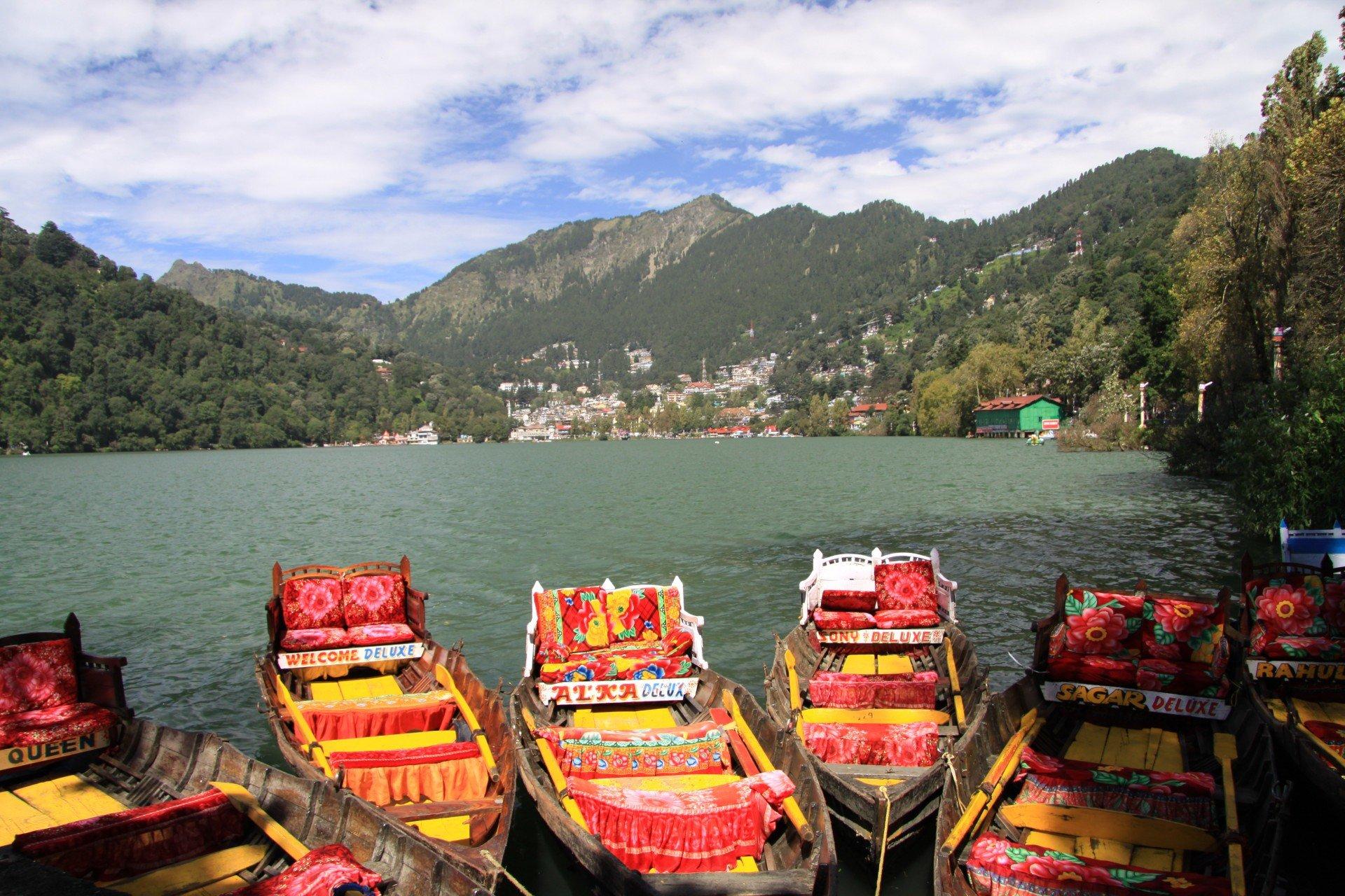 unterwegs in Indien - Nainital