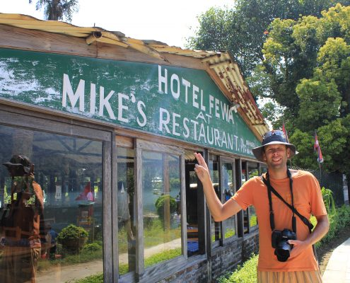 Mikes Restaurante - aber leider nicht meines