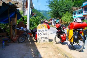 unterwegs in Nepal
