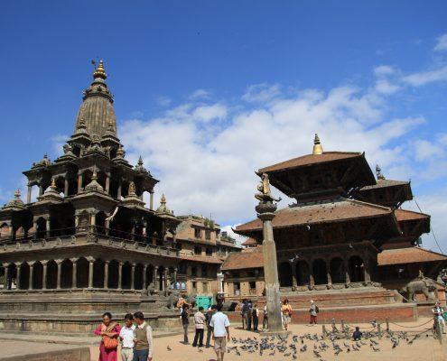 Durba Square in Kathmandu