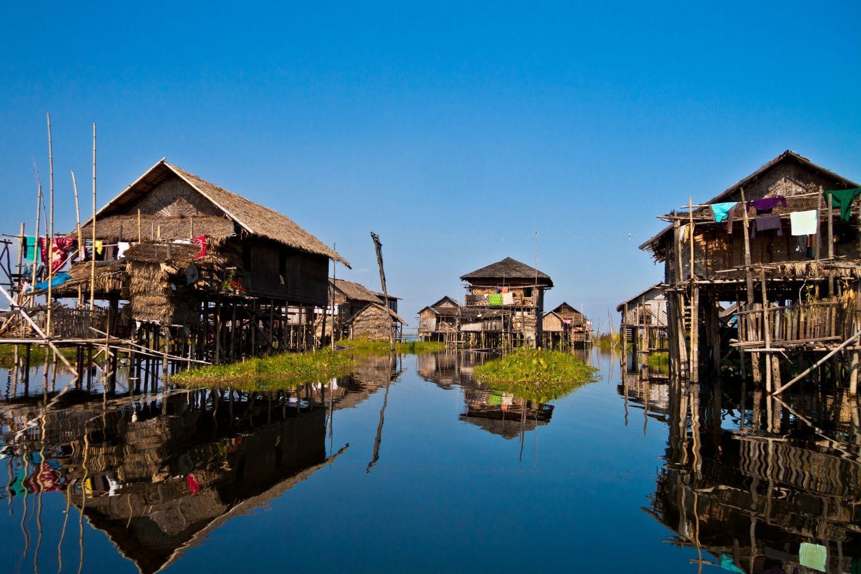 Mingalabar in Myanmar
