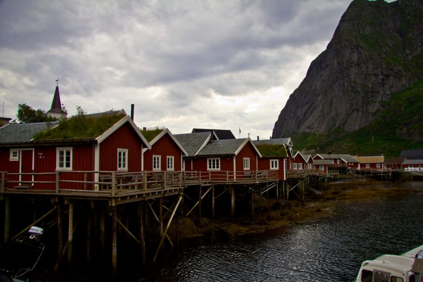 Häuser in Norwegen