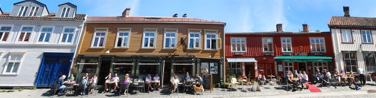 Trondheim – die Alte Hauptstadt Norwegens