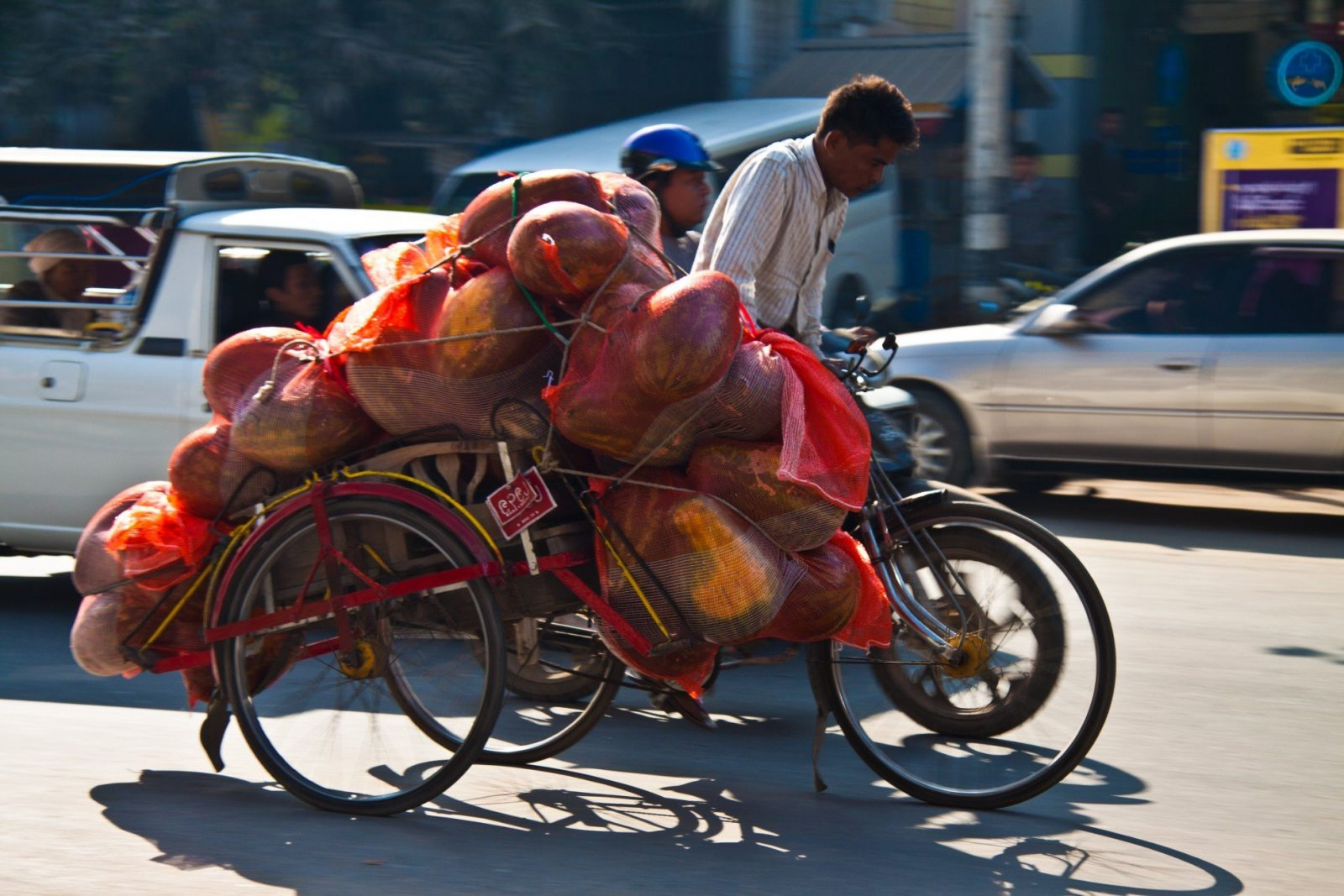 Mandalay Traffic
