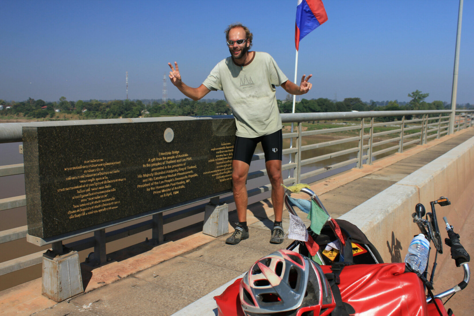 Thailändisch-Laotische Freundschaftsbrücke