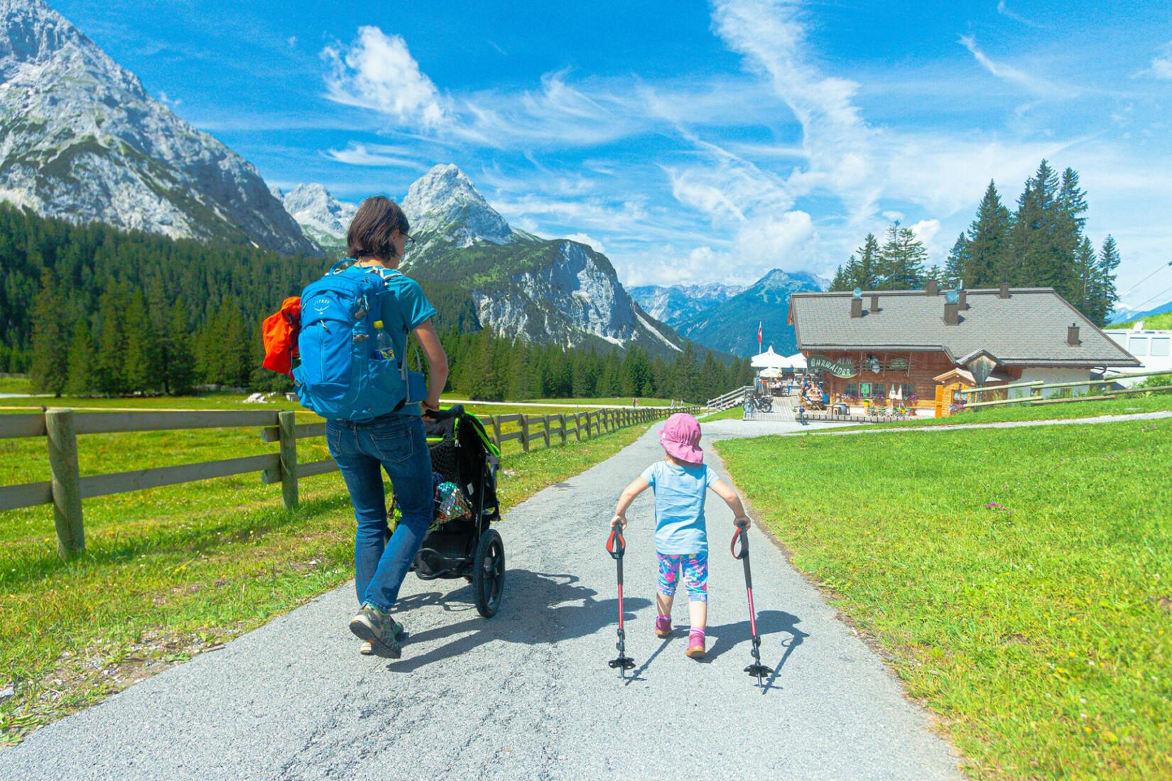 Wandern Mit Kindern Sudlich Von Munchen Gooutbecrazy Impossible Is Nowhere