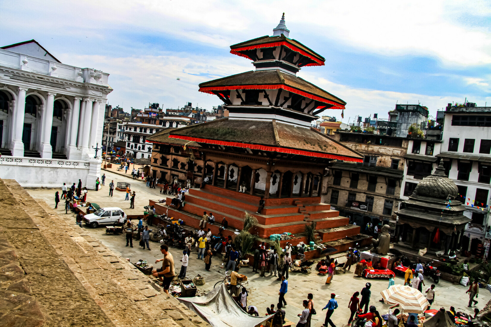 Hanuman Dhoka Palastkomplex