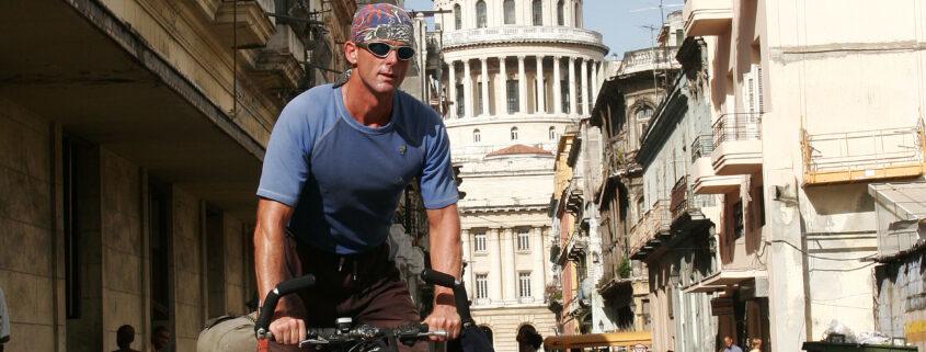 Carsten Janz in Havanna