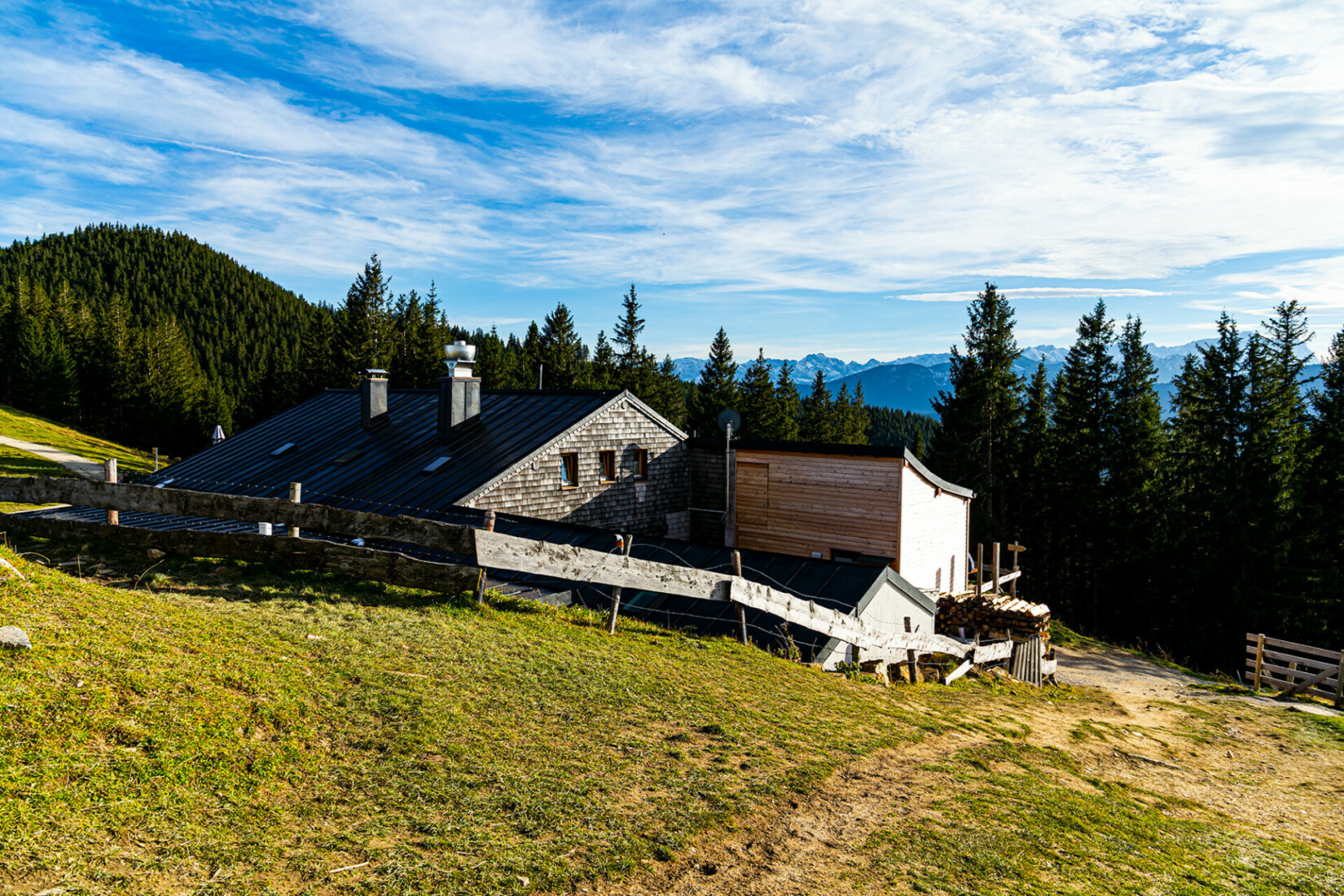 Hörnle Hütte