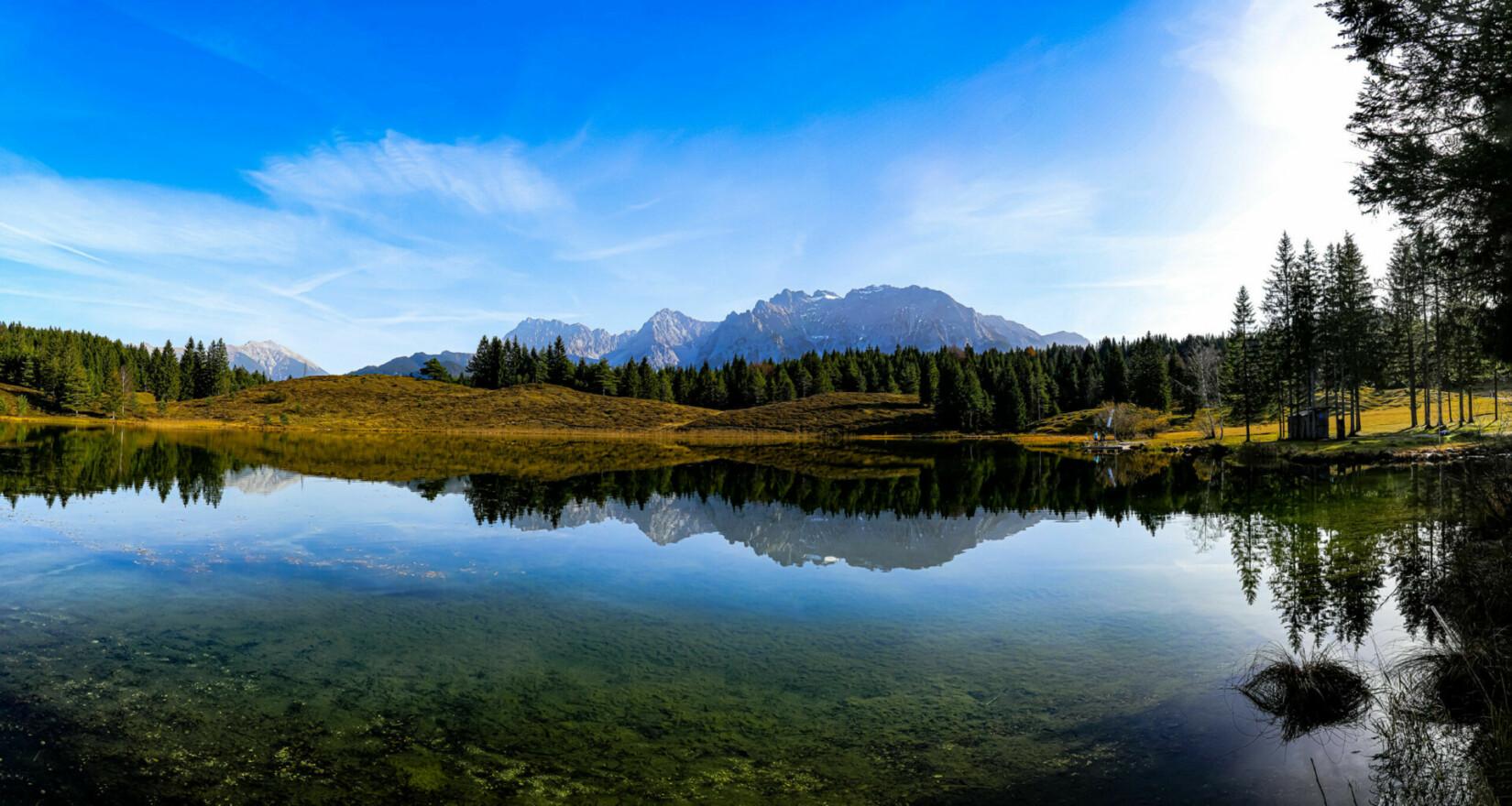 Panorama Bild Wildsee
