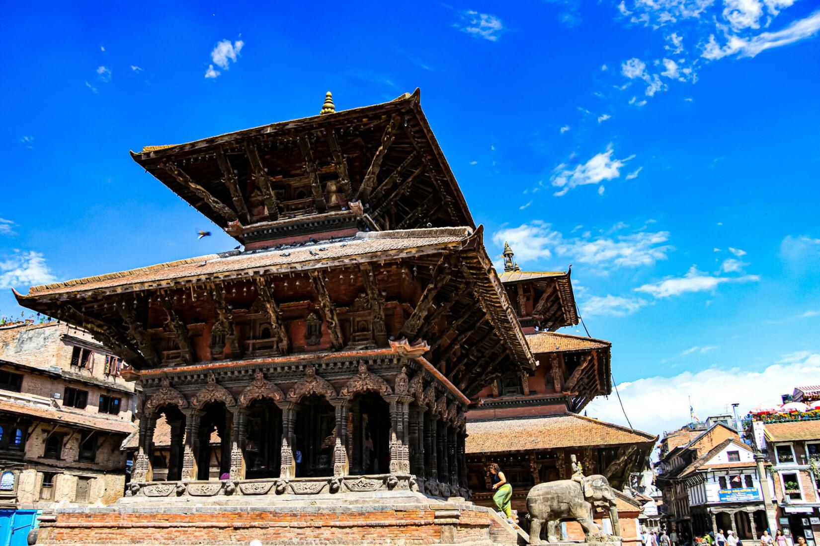 Bhai Dega-Tempel - Patan Durbar Square