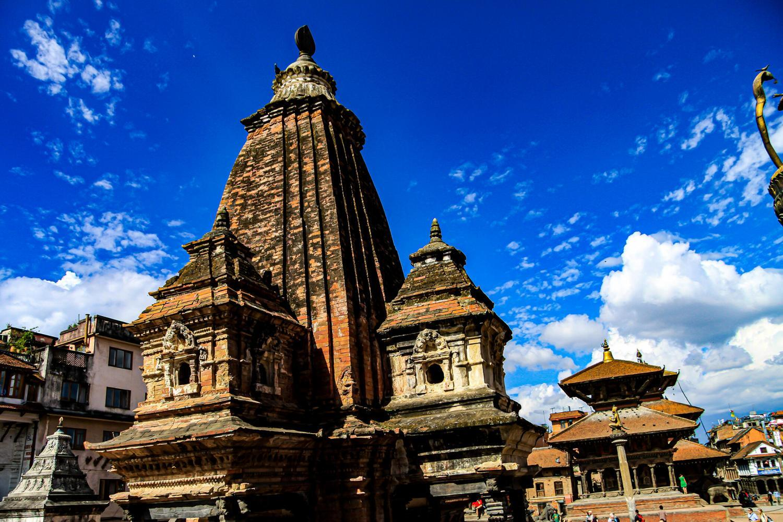 Krishna-Tempel - Patan Durbar Square