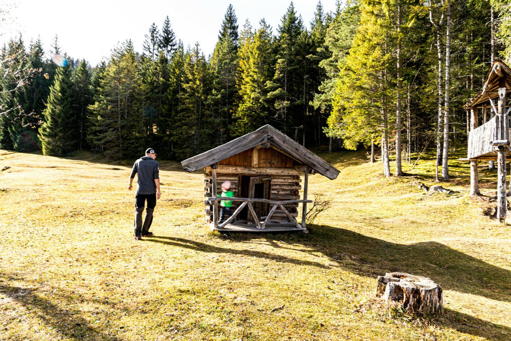 Spielplatz Gasthof Wildsee