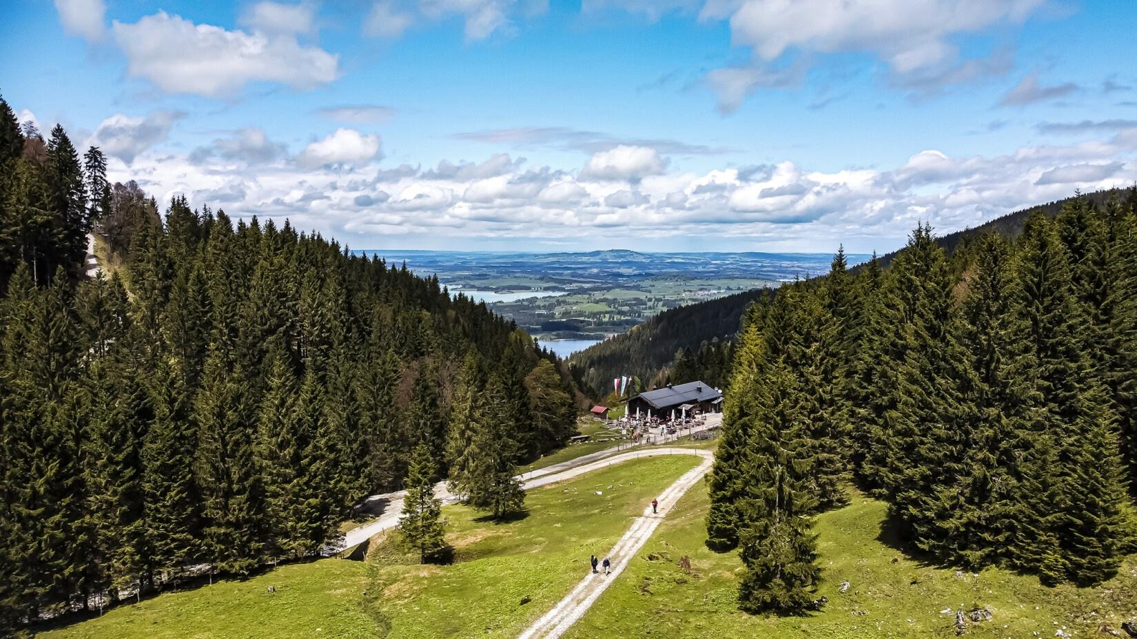 Drehhütte in Schwangau