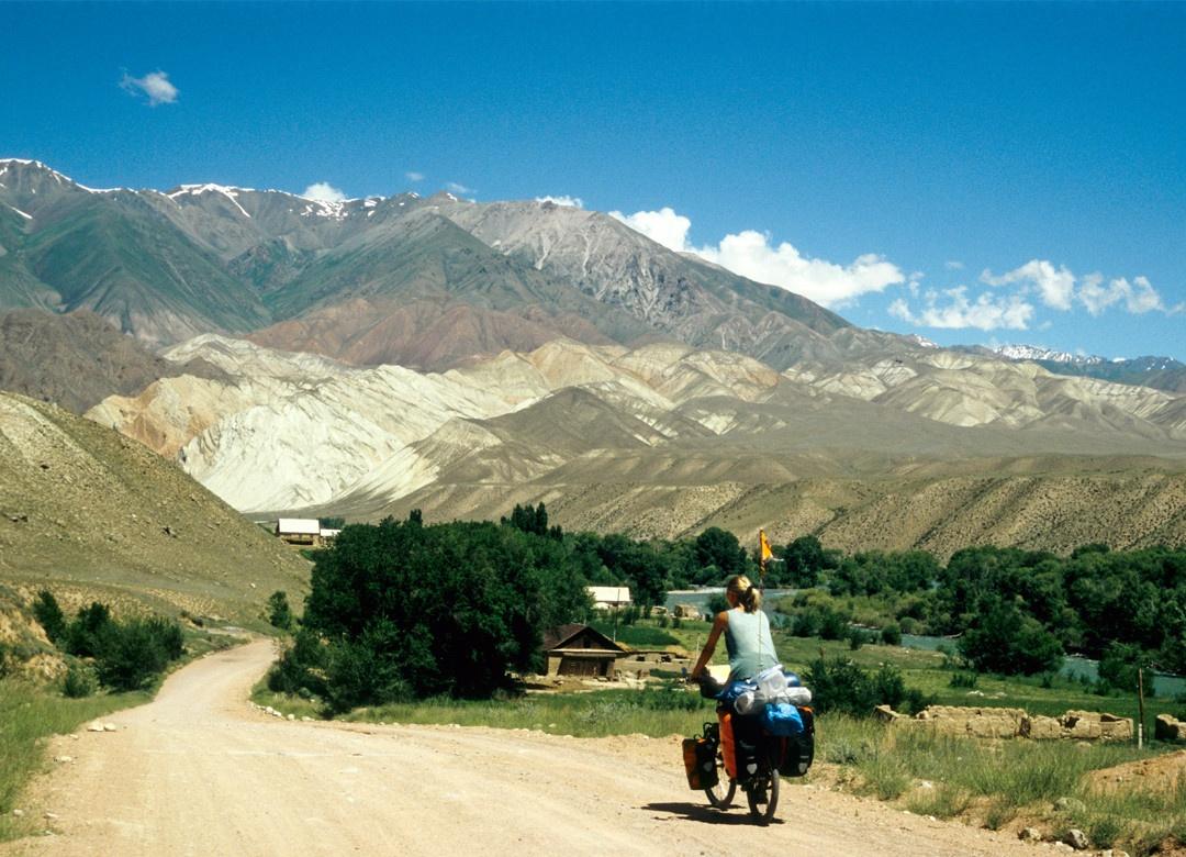 Tien Shan Gebirge - Asien